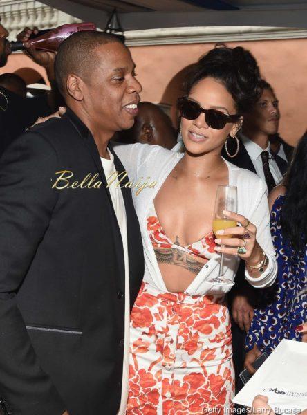 JayZ & Rihanna