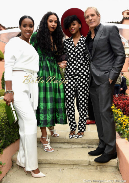 Kelly Rowland, Janelle Monae, Michael Bolton