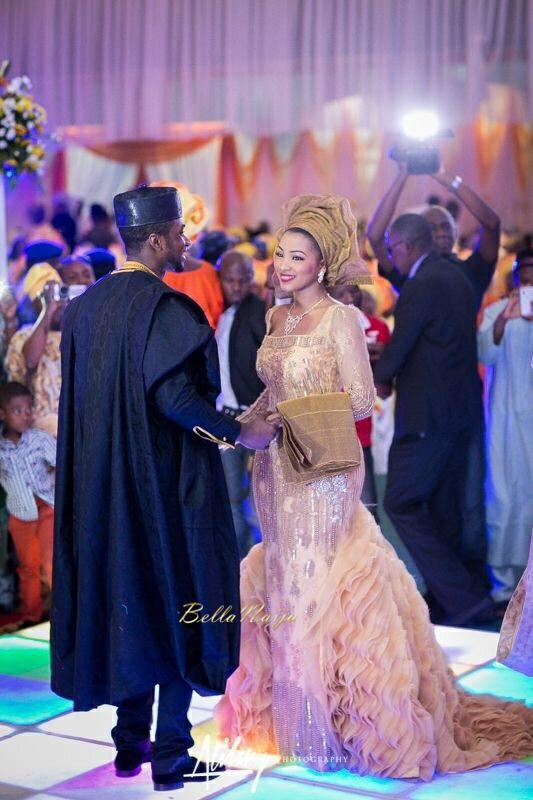 Safiya Meema & Umar Yuguda Wedding | Hausa Nigerian Wedding| BellaNaija February 2015 001