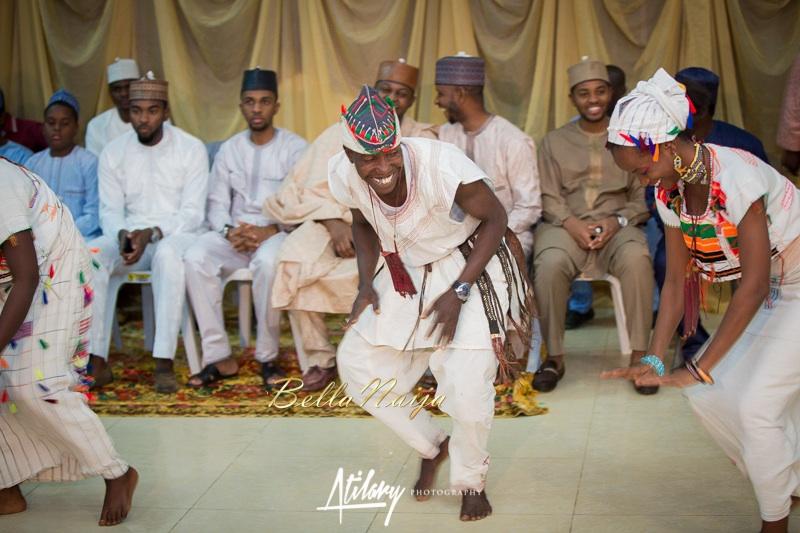 Safiya Meema & Umar Yuguda Wedding | Hausa Nigerian Wedding| BellaNaija February 2015 002