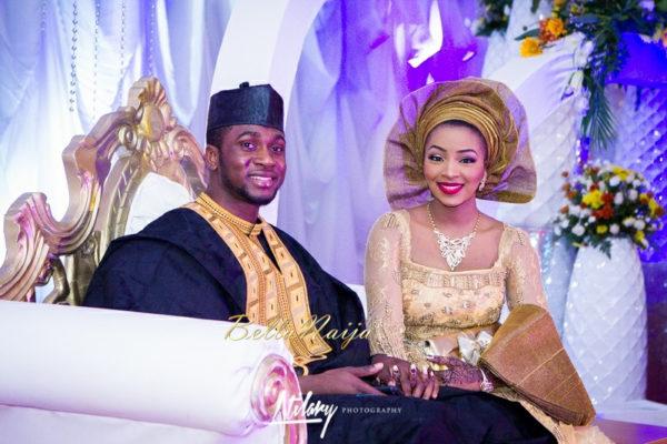 BellaNaija Weddings Presents Safiya Aliyu & Umar Isa