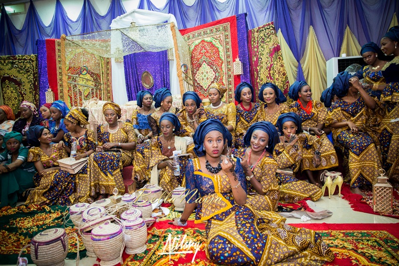Safiya Meema & Umar Yuguda Wedding | Hausa Nigerian Wedding| BellaNaija February 2015 005