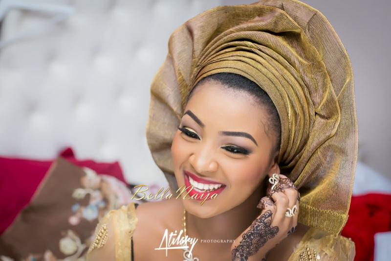 Safiya Meema & Umar Yuguda Wedding | Hausa Nigerian Wedding| BellaNaija February 2015 007