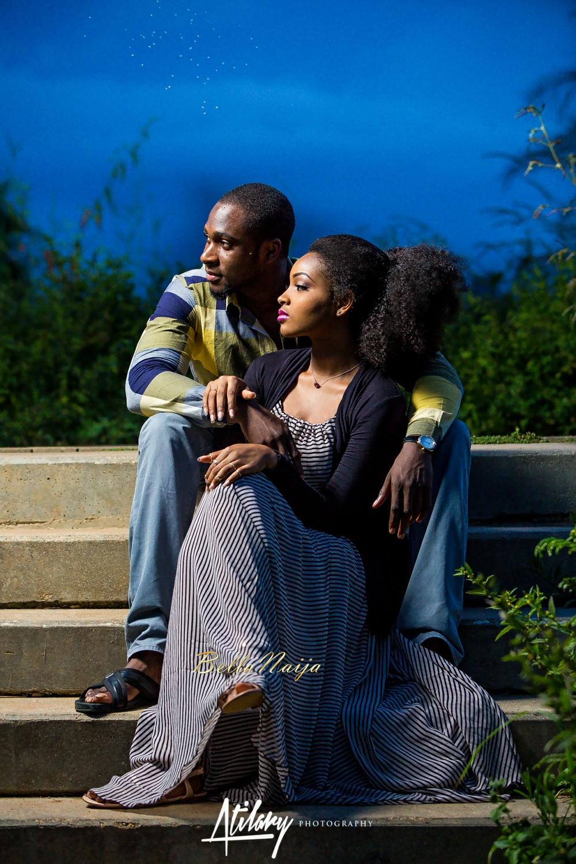Safiya Meema & Umar Yuguda Wedding | Hausa Nigerian Wedding| BellaNaija February 2015 01