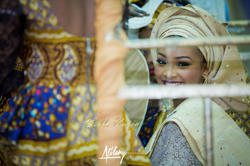 Safiya Meema & Umar Yuguda Wedding | Hausa Nigerian Wedding| BellaNaija February 2015 010