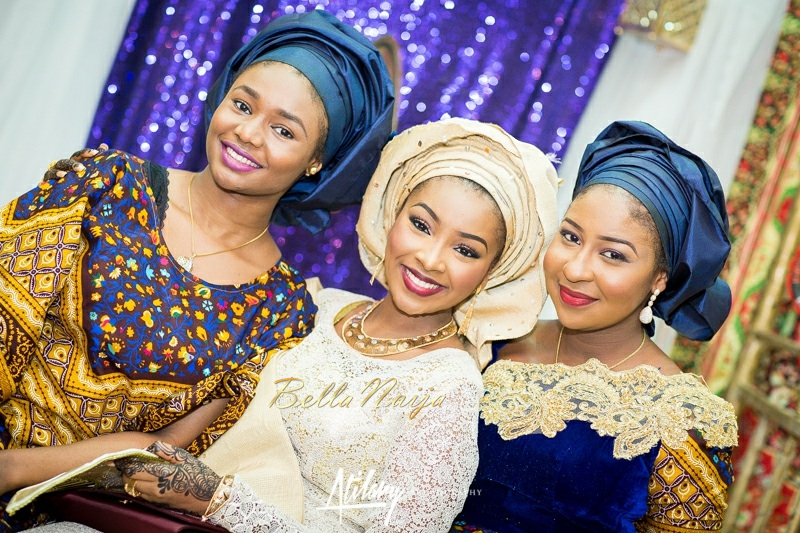 Safiya Meema & Umar Yuguda Wedding | Hausa Nigerian Wedding| BellaNaija February 2015 012