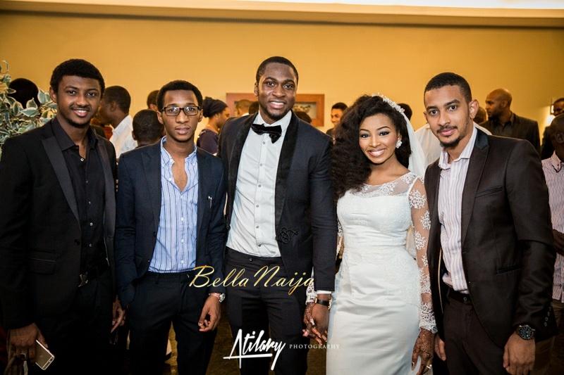 Safiya Meema & Umar Yuguda Wedding | Hausa Nigerian Wedding| BellaNaija February 2015 016