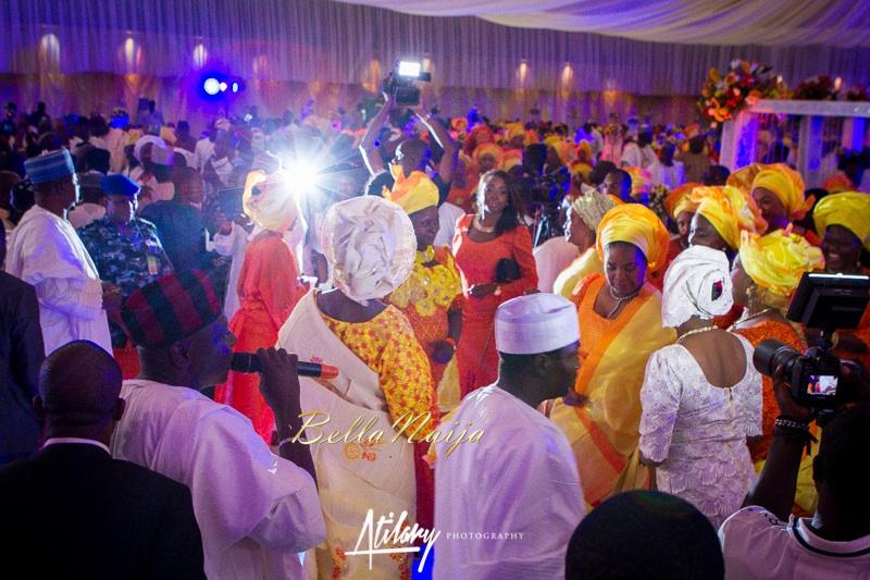 Safiya Meema & Umar Yuguda Wedding | Hausa Nigerian Wedding| BellaNaija February 2015 017
