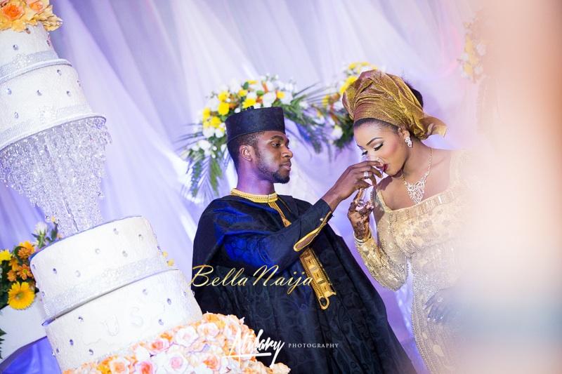Safiya Meema & Umar Yuguda Wedding | Hausa Nigerian Wedding| BellaNaija February 2015 018