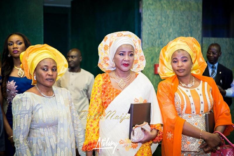 Safiya Meema & Umar Yuguda Wedding | Hausa Nigerian Wedding| BellaNaija February 2015 019