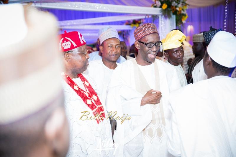 Safiya Meema & Umar Yuguda Wedding | Hausa Nigerian Wedding| BellaNaija February 2015 020
