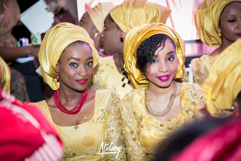 Safiya Meema & Umar Yuguda Wedding | Hausa Nigerian Wedding| BellaNaija February 2015 022