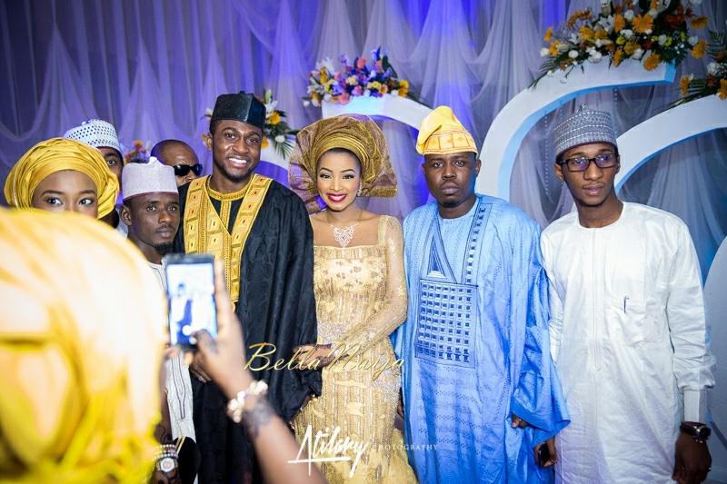 Safiya Meema & Umar Yuguda Wedding | Hausa Nigerian Wedding| BellaNaija February 2015 024