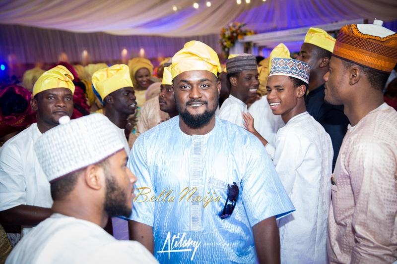 Safiya Meema & Umar Yuguda Wedding | Hausa Nigerian Wedding| BellaNaija February 2015 026