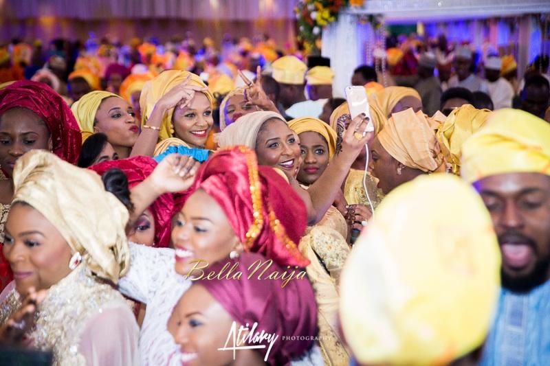 Safiya Meema & Umar Yuguda Wedding | Hausa Nigerian Wedding| BellaNaija February 2015 027