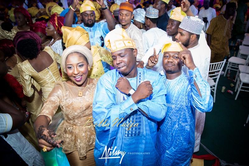 Safiya Meema & Umar Yuguda Wedding | Hausa Nigerian Wedding| BellaNaija February 2015 029