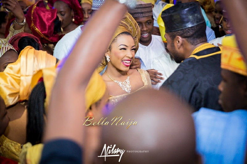 Safiya Meema & Umar Yuguda Wedding | Hausa Nigerian Wedding| BellaNaija February 2015 030