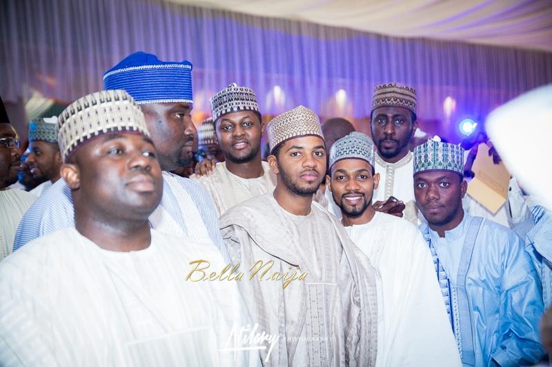 Safiya Meema & Umar Yuguda Wedding | Hausa Nigerian Wedding| BellaNaija February 2015 031