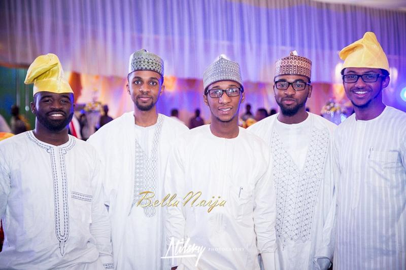 Safiya Meema & Umar Yuguda Wedding | Hausa Nigerian Wedding| BellaNaija February 2015 032