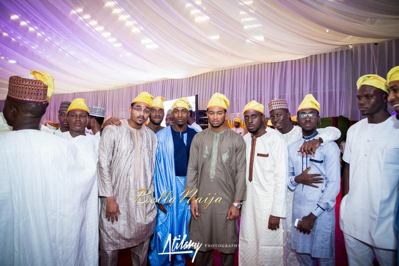 Safiya Meema & Umar Yuguda Wedding | Hausa Nigerian Wedding| BellaNaija February 2015 033