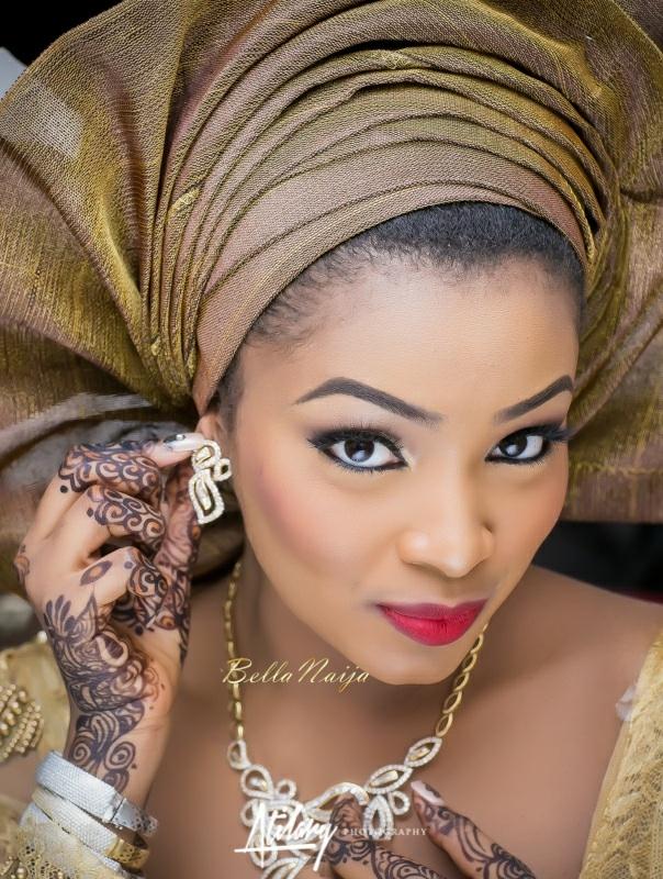 Safiya Meema & Umar Yuguda Wedding | Hausa Nigerian Wedding| BellaNaija February 2015 034