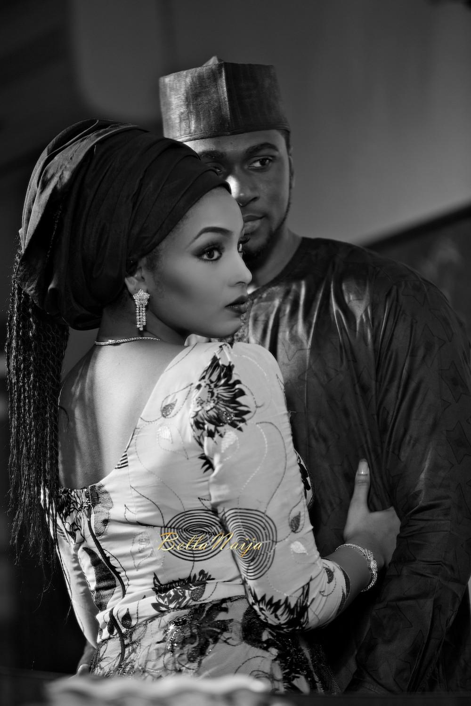 Safiya Meema & Umar Yuguda Wedding | Hausa Nigerian Wedding| BellaNaija February 2015 09