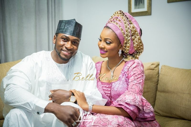 Safiya Meema & Umar Yuguda Wedding | Hausa, Nigerian  Wedding | BellaNaija Weddings | February 201503