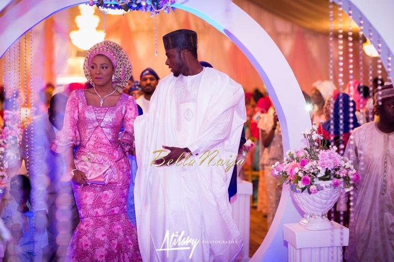 Safiya Meema & Umar Yuguda Wedding | Hausa, Nigerian  Wedding | BellaNaija Weddings | February 201512