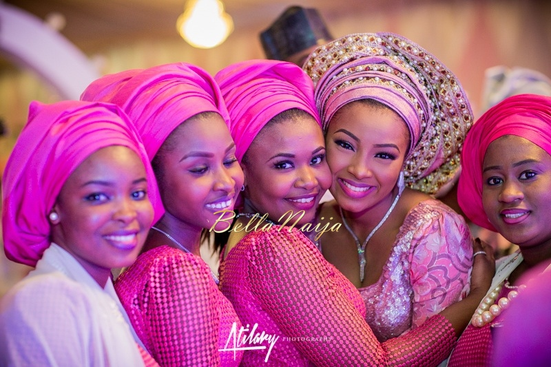 Safiya Meema & Umar Yuguda Wedding | Hausa, Nigerian  Wedding | BellaNaija Weddings | February 201514