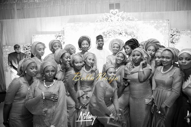 Safiya Meema & Umar Yuguda Wedding | Hausa, Nigerian  Wedding | BellaNaija Weddings | February 201515