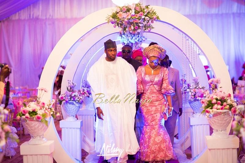 Safiya Meema & Umar Yuguda Wedding | Hausa, Nigerian  Wedding | BellaNaija Weddings | February 201516