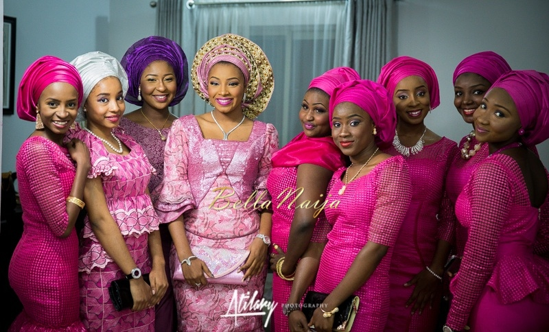Safiya Meema & Umar Yuguda Wedding | Hausa, Nigerian  Wedding | BellaNaija Weddings | February 201525