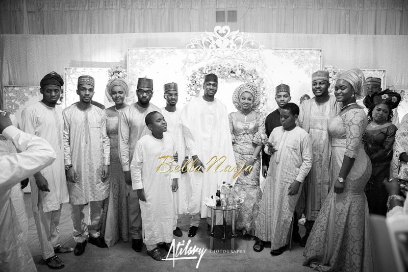 Safiya Meema & Umar Yuguda Wedding | Hausa, Nigerian  Wedding | BellaNaija Weddings | February 201533