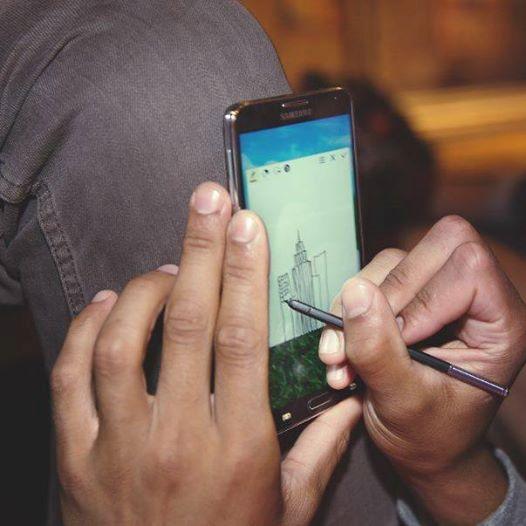 Samsung Galaxy Note 4 NG - BellaNaija - February 2015