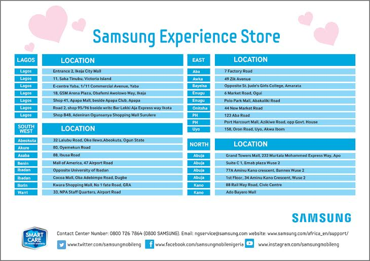 Samsung Valentine's Experience - BellaNaija - February2015003