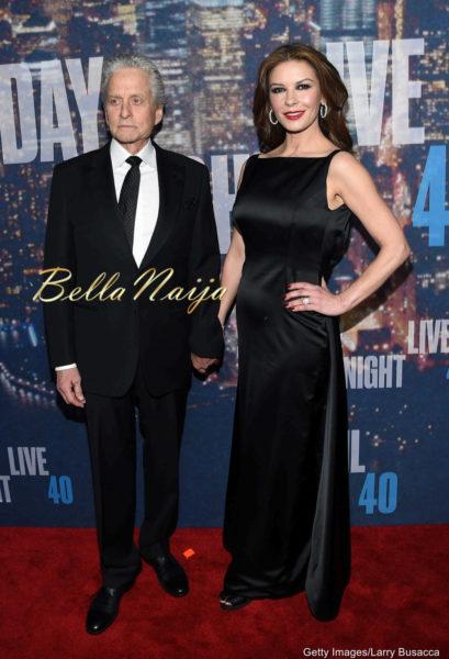 Michael Douglas & Catherine Zeta-Jones