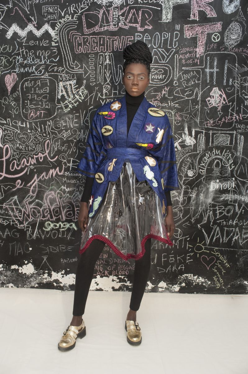 Selly Raby Kane Dakar City of Birds Collection FW2015 - Bellanaija - February2015001