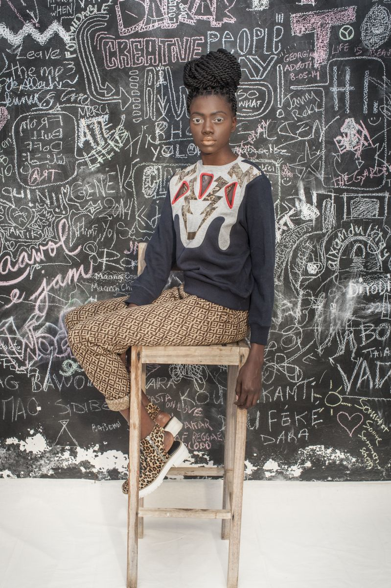 Selly Raby Kane Dakar City of Birds Collection FW2015 - Bellanaija - February2015007