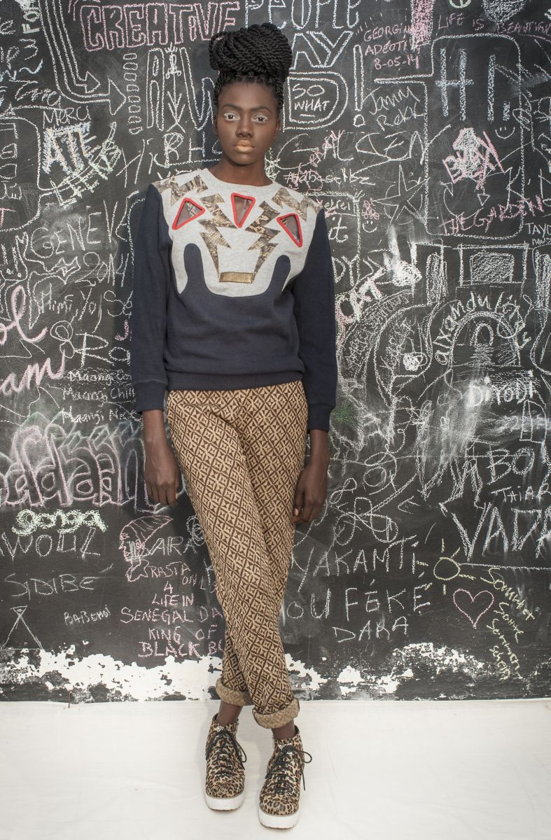 Selly Raby Kane Dakar City of Birds Collection FW2015 - Bellanaija - February2015008
