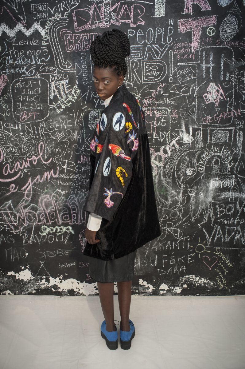 Selly Raby Kane Dakar City of Birds Collection FW2015 - Bellanaija - February2015011