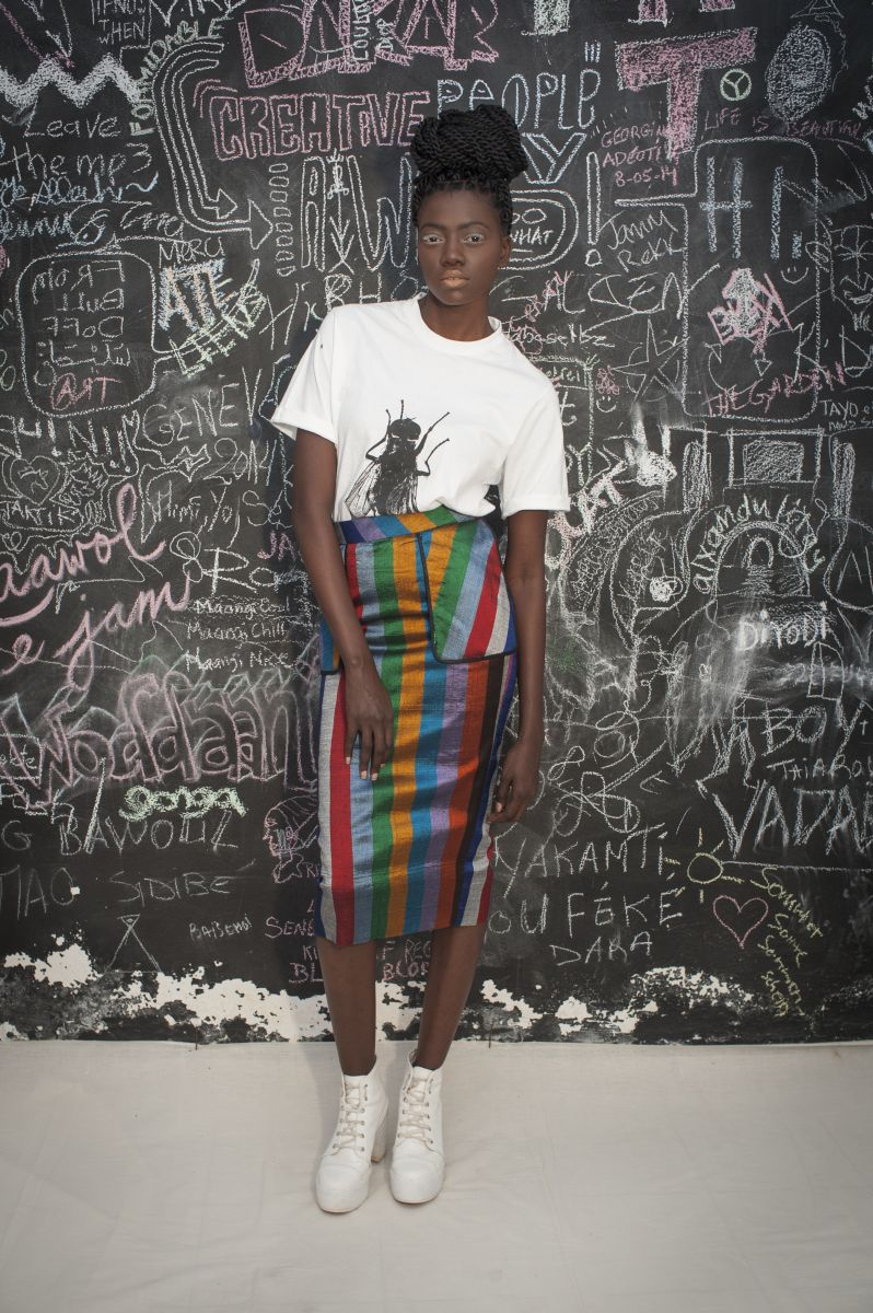 Selly Raby Kane Dakar City of Birds Collection FW2015 - Bellanaija - February2015014