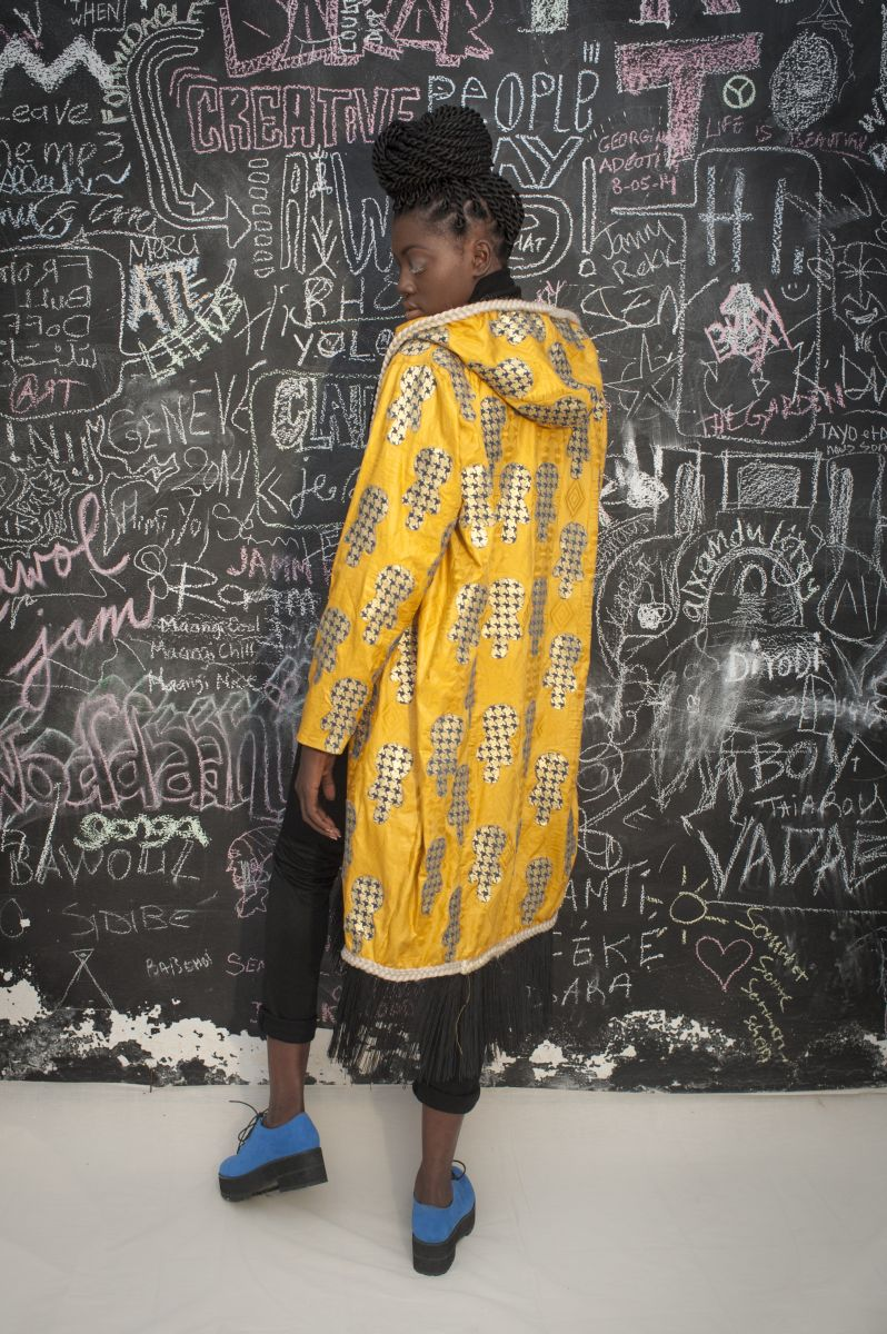 Selly Raby Kane Dakar City of Birds Collection FW2015 - Bellanaija - February2015023