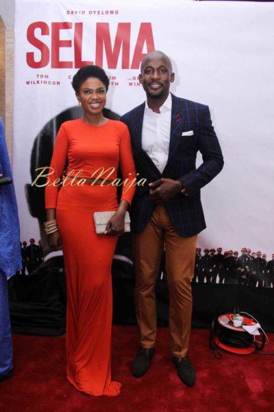 Omoni Oboli & Joseph Benjamin