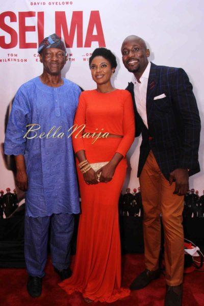 Jimi Agbaje, Omoni Oboli & Joseph Benjamin