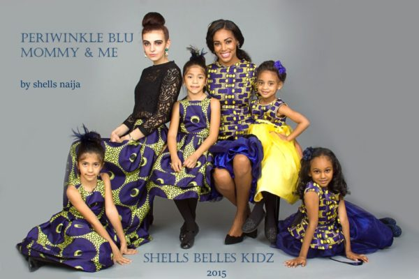 Shells Belles Kidz Mommy and Me Collection - BellaNaija - February2015001 (16)