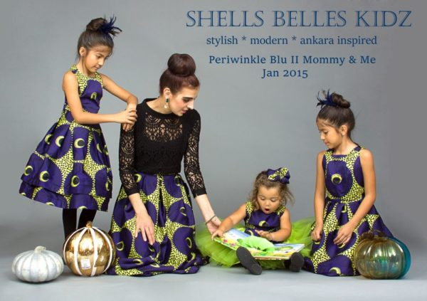 Shells Belles Kidz Mommy and Me Collection - BellaNaija - February2015001 (4)