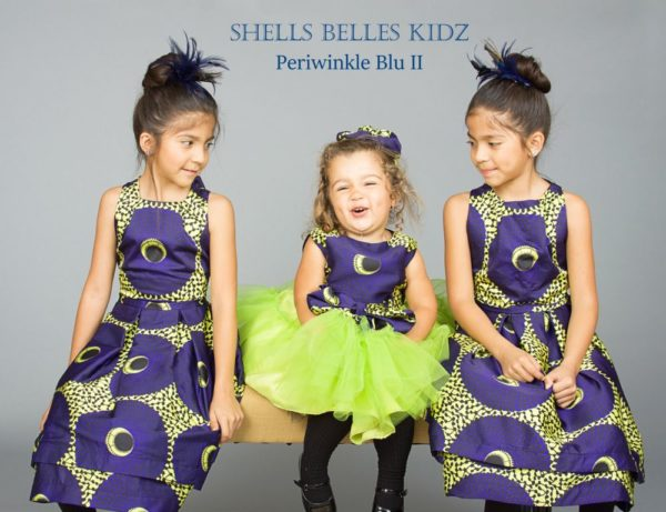 Shells Belles Kidz Mommy and Me Collection - BellaNaija - February2015001 (6)