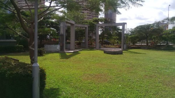 Image result for muri okunola park