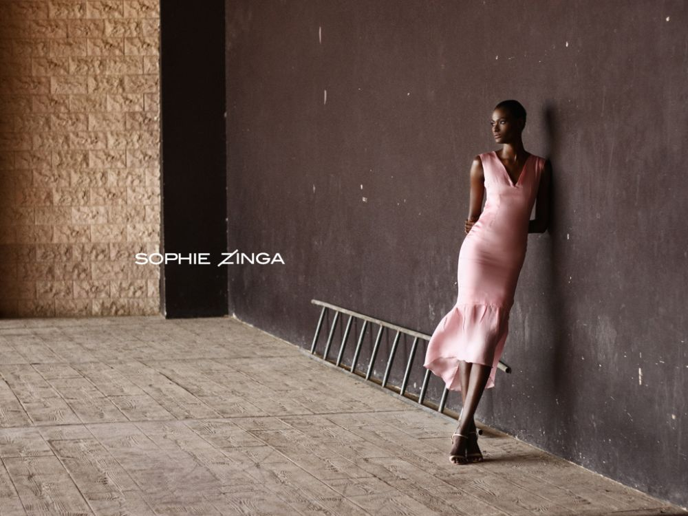 Sophie Zinga SS15 Campaign - Bellanaija - January2015001