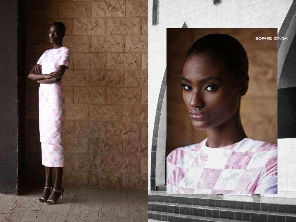 Sophie Zinga SS15 Campaign - Bellanaija - January2015003